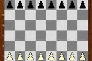 Расстановка шахматных фигур