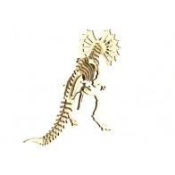 3D пазл Дилофозавр
