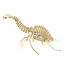3D пазл Плезиозавр
