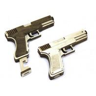 3D пазл пістолет GLOCK 19