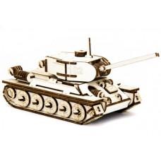 3D пазл Танк Т-34