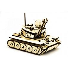 3D пазл Танк M-60