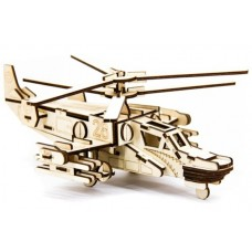 3D пазл Гелікоптер Хокум