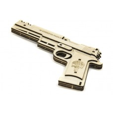 3D пазл Пістолет Магнум