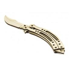 3D пазл нож Бабочка
