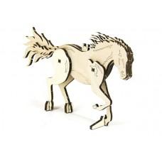 3D пазл Кінь