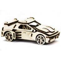 3D пазл Ферарі