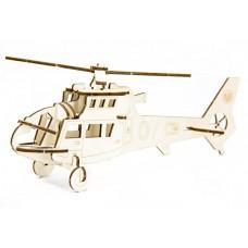 3D пазл Вертолет