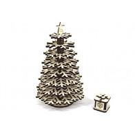 3D пазл Різдвяна ялинка