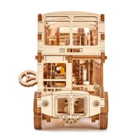 3D механический пазл Лондонский автобус