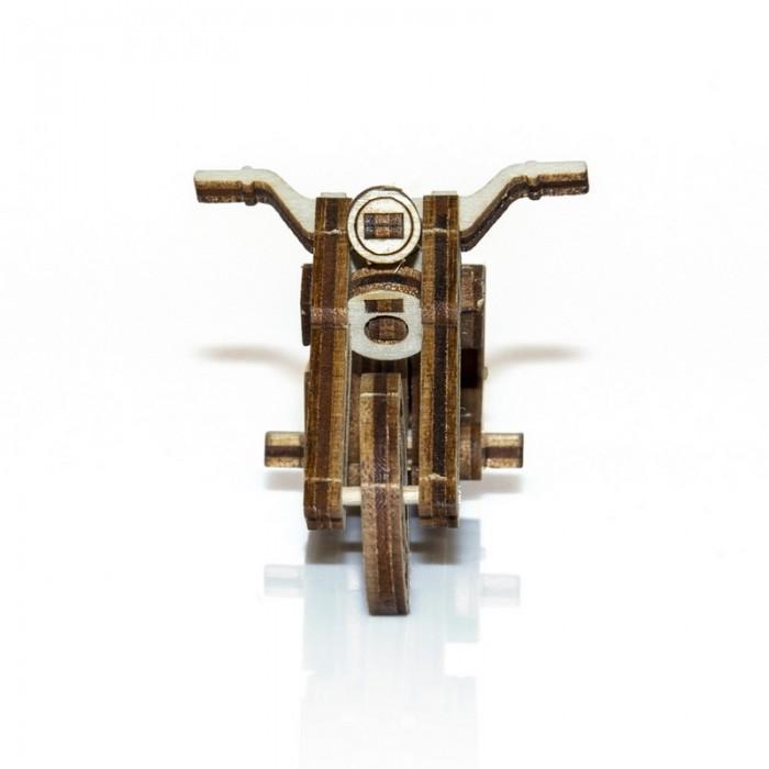 3D механический пазл Чоппер