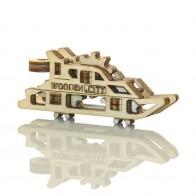 3D механічний пазл Віджет-водяний транспорт