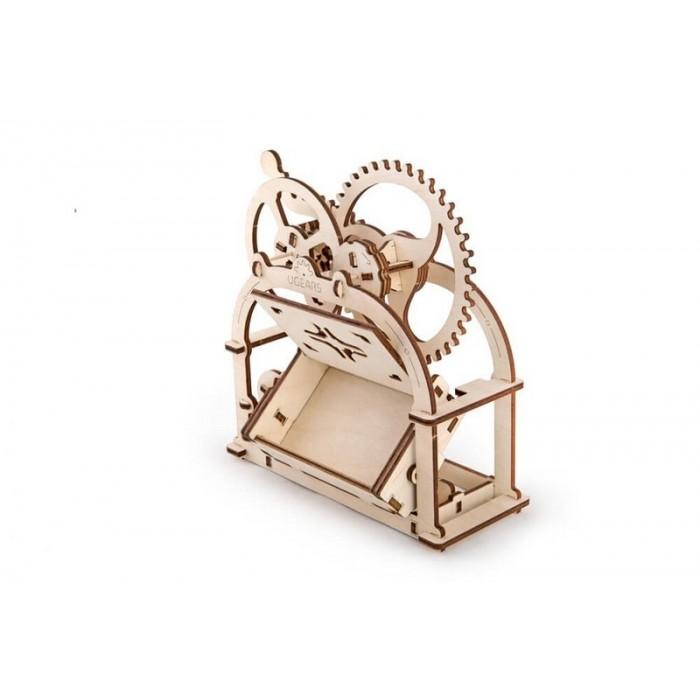 3D механічний пазл Механічна шкатулка