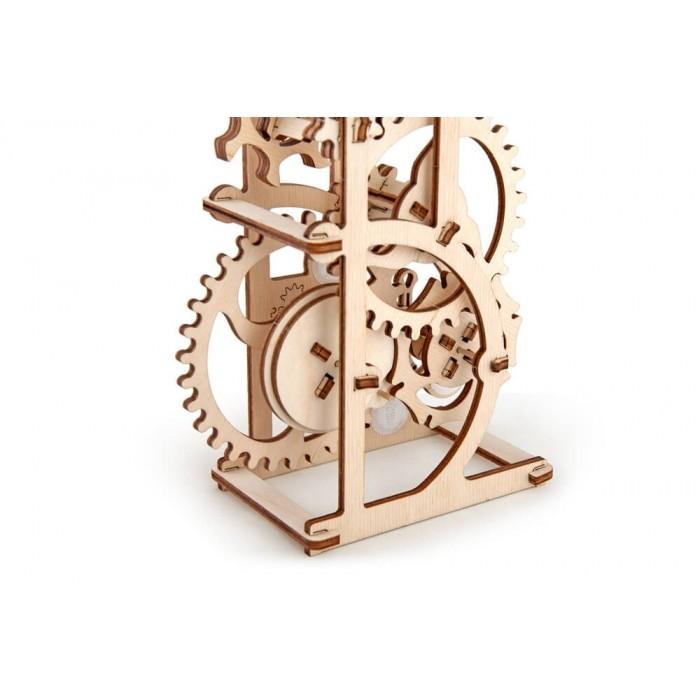 3D механічний пазл Силомір