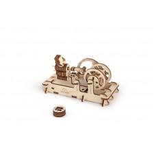 3D механический пазл Пневматический двигатель