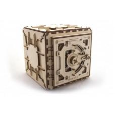 3D механический пазл Сейф
