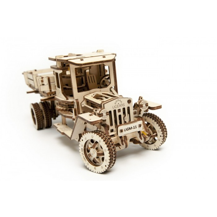 3D механічний пазл Вантажівка UGM-11