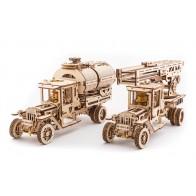 3D механічний пазл Доповнення до UGM-11