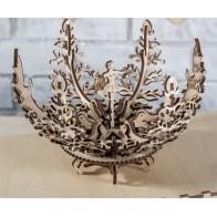 3D механічний пазл Механічна квітка