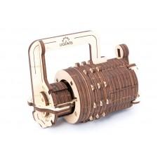 3D механічний пазл Кодовий замок
