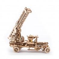 """3D механічний пазл Вантажівка """"Пожежна драбина"""""""