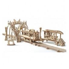 3D механический пазл Трамвайная линия