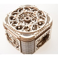3D механічний пазл Скринька з секретом