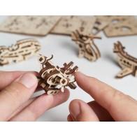 3D пазл Фіджет Літаки