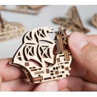 3D пазл Фіджет Кораблі