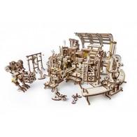 3D механічний пазл Фабрика роботів