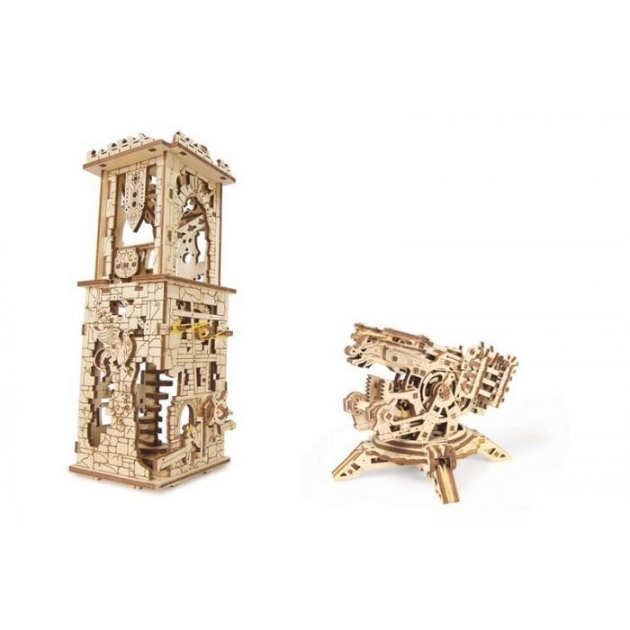 3D механический пазл Башня-Аркбалиста