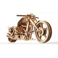 3D механічний пазл Байк VM-02