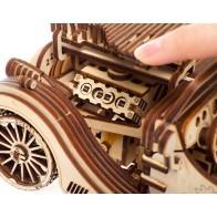 3D механічний пазл Родстер VM-01