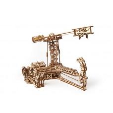 3D механический пазл Авиатор