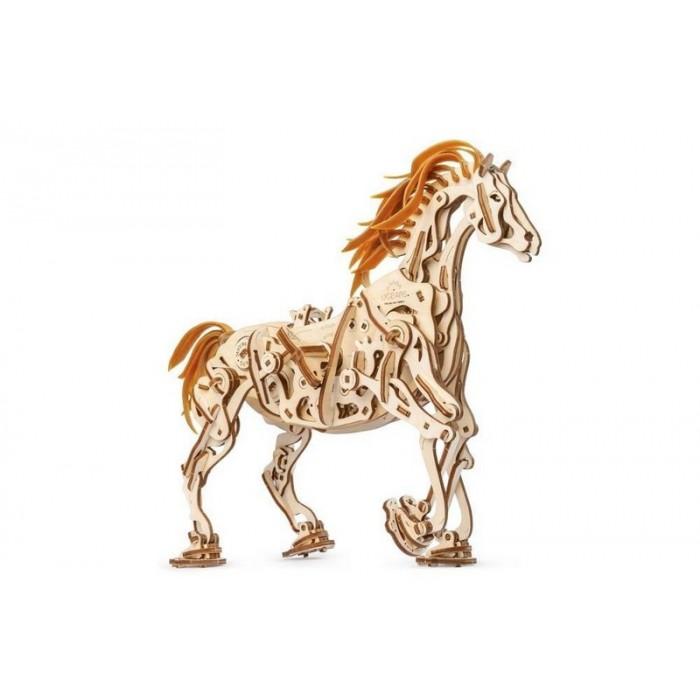 3D механический пазл Конь-Механоид