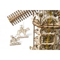 3D механічний пазл Башта-Млин