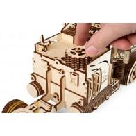 3D механічний пазл Тягач VM-03
