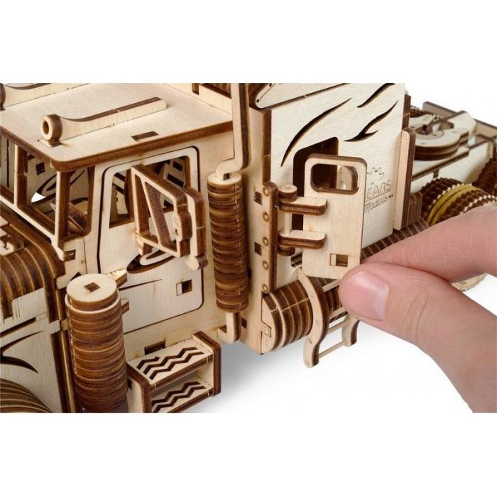 3D механический пазл Тягач VM-03