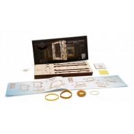 3D механічний пазл Ширма Майстра