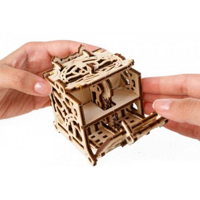 3D механічний пазл Сховище Дайсів