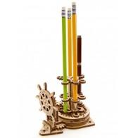 3D механічний пазл Штурвал - органайзер