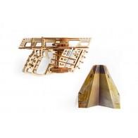 3D механічний пазл Запускач Літаків