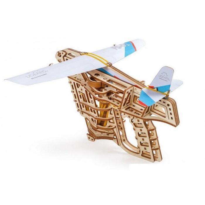 3D механический пазл Пусковая Самолетов