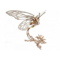 3D механічний пазл Метелик