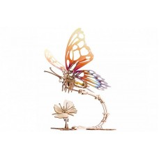 3D механический пазл Бабочка