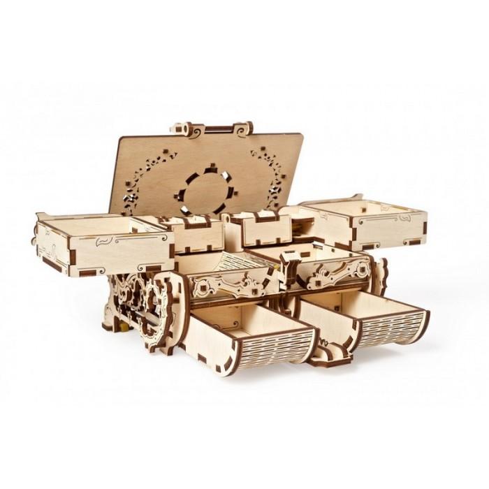 3D механічний пазл Антикварна шкатулка