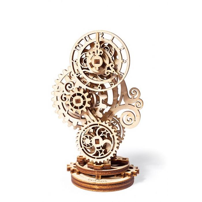 3D механічний пазл Стімпанк - годинничок