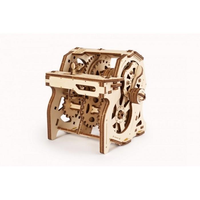 3D механический пазл Коробка передач