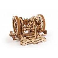 3D механічний пазл Дифференциал