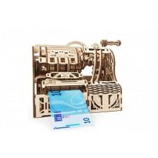 3D механічний пазл Касовий апарат